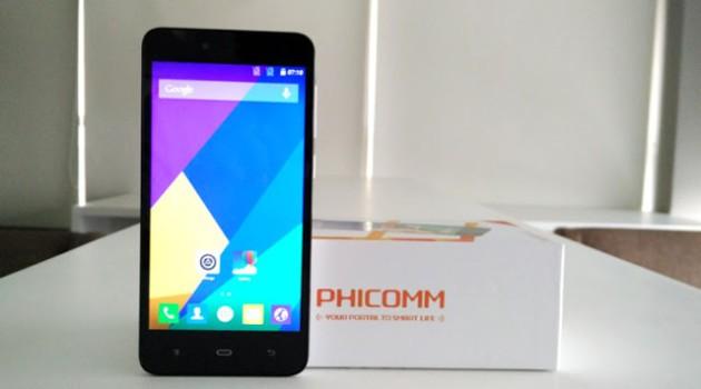 Phicomm Energy 670 presentato oggi con schermo 5'' HD e 4G