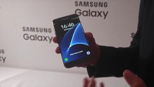 Samsung Galaxy S7 Edge: Primo video hands-on in rete (per sbaglio)