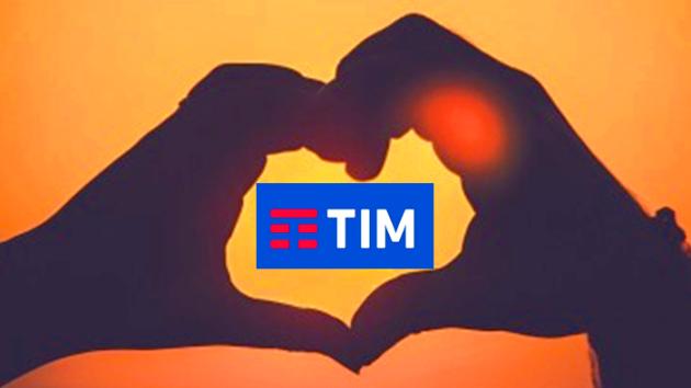 TIM fa un regalo ai suoi clienti in occasione di San Valentino