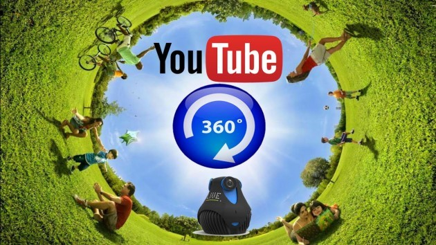 Youtube: in arrivo i live streaming a 360 gradi?