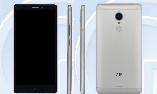 ZTE N937St ha ottenuto la certificazione TENAA: 2 GB di RAM e lettore di impronte digitali