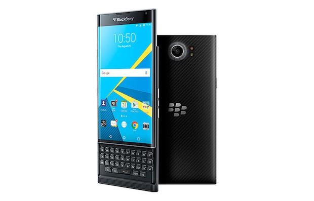 Taglio di prezzo per BlackBerry Priv