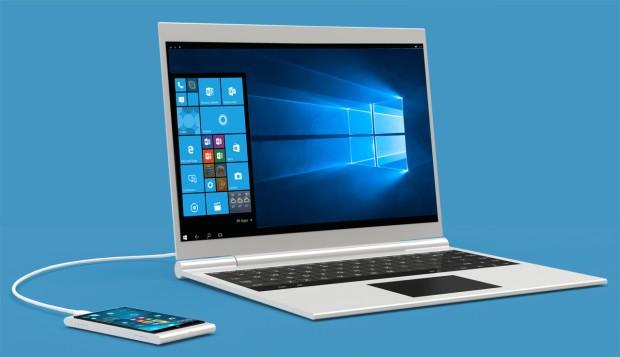 NexDock trasforma il tuo smartphone in un laptop