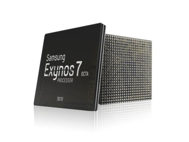 Samsung presenterà Exynos 7870, un nuovo processore per smartphone di fascia media