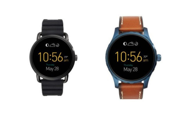 Fossil Q Wander e Q Marshal: annunciati due nuovi smartwatch Android Wear