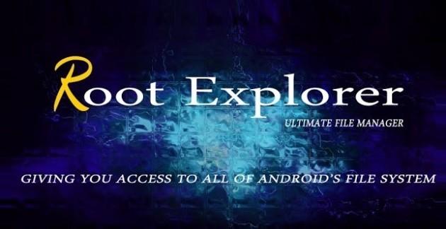 Root Explorer 4.0 introduce finalmente il Material Design