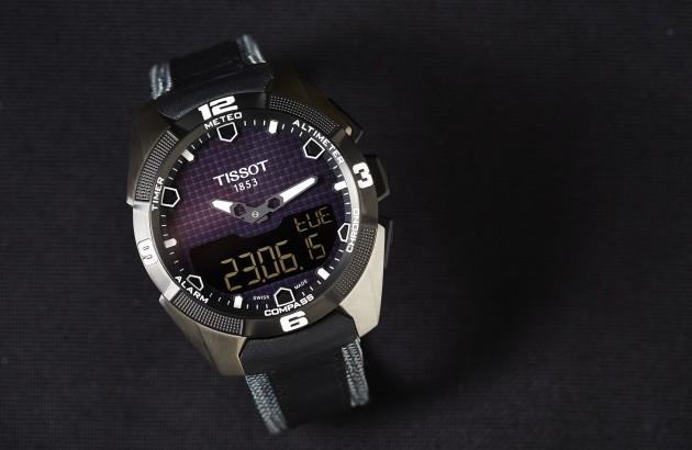 Tissot Smart Touch è il primo smartwatch dell'azienda svizzera