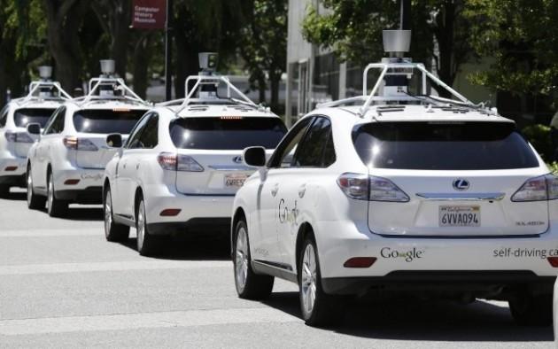 Anche le Google Car sbagliano, ecco il video-prova