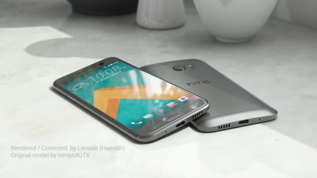 HTC 10 verrà presentato ufficialmente online il 12 aprile