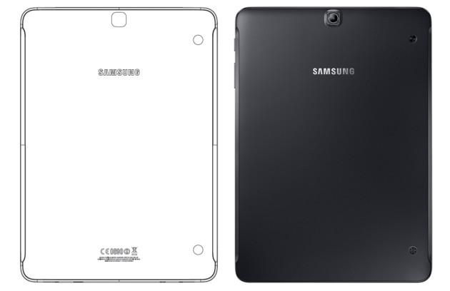 Samsung Galaxy Tab S3 protagonista della certificazione FCC