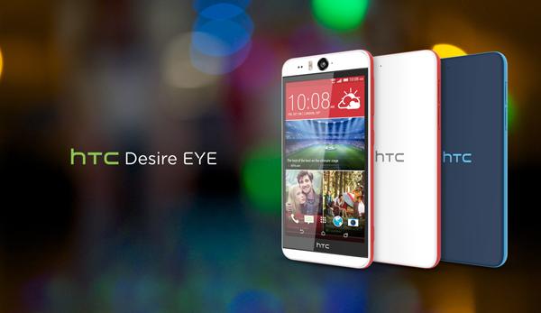 HTC Desire EYE: arriva in Europa l'aggiornamento ad Android 6.0.1