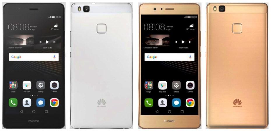 Huawei P9 lite - 01