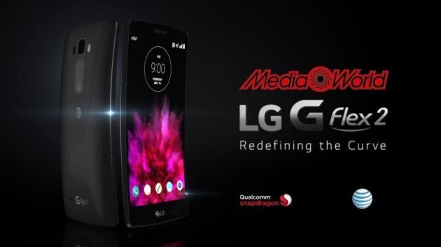 LG G Flex 2 a meno di 200 euro su Mediaworld
