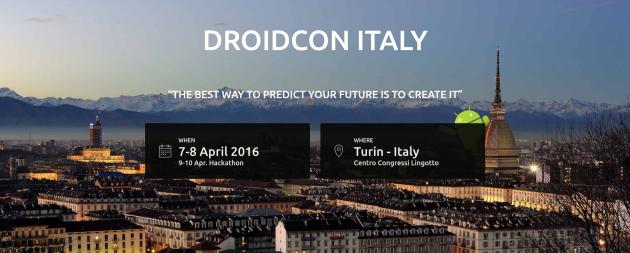 INTERVISTA A SEBASTIANO GOTTARDO, SPEAKER AL DROIDCON ITALY!