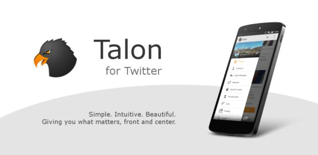 Talon si aggiorna e introduce il supporto ad Android N