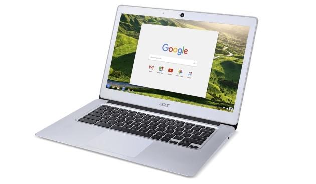 Annunciato Acer Chromebook 14, notebook in alluminio a 300$