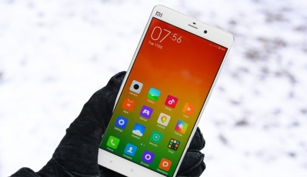 Xiaomi Mi Note 2 avrà un display dual edge?