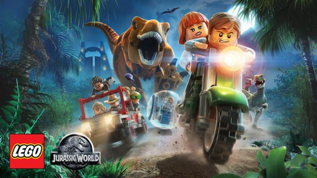 LEGO Jurassic World arriva sul Play Store