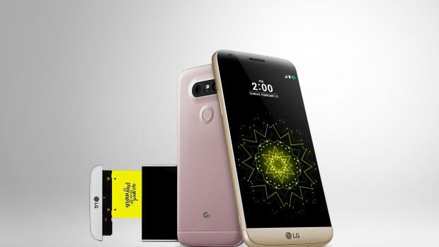 LG G5, il teardown: poco metallo e tanta plastica