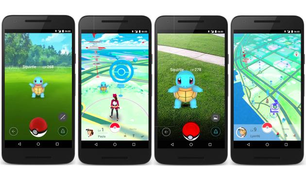 Pokémon GO, svelati nuovi dettagli ufficiali