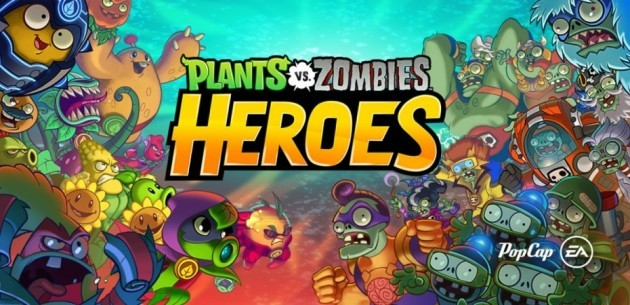 Plants vs Zombies Heroes: il primo APK è disponibile al download