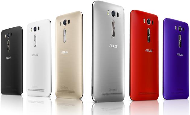ASUS Zenfone 2 Laser riceve un importante aggiornamento
