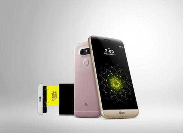 Apre LG Friends: il portale online dedicato ai moduli di LG G5