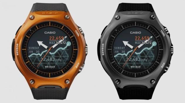 CASIO WSD-F10 debutterà in Europa a Giugno