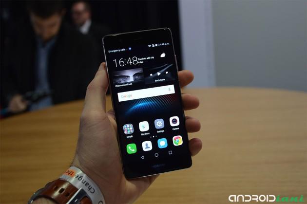 Huawei P9, prezzo già in discesa: 556 Euro da Unieuro