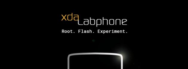 XDA Labphone: lo smartphone perfetto per gli amanti del modding