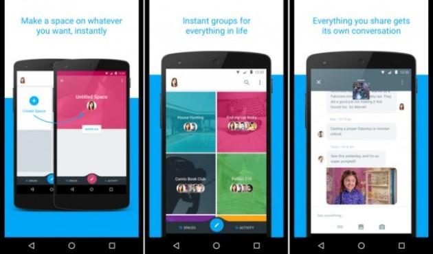 Google Spaces: la nuova app per le chat di gruppo sviluppata da Google