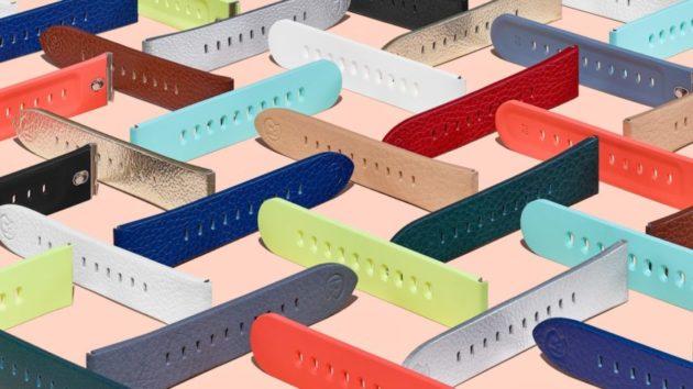 Google lancia MODE, la nuova linea di cinturini intercambiabili