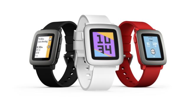 Pebble rilascia un nuovo aggiornamento software per la gamma Time