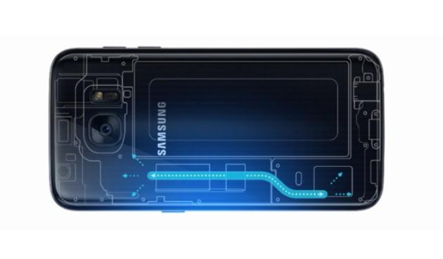 Gli ingegneri Samsung parlano del sistema di raffreddamento del Galaxy S7