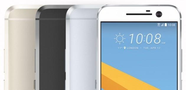 HTC 10, il prezzo ufficiale per l'Italia scende a 749 Euro