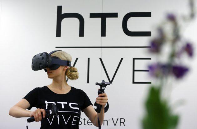 Secondo HTC le vendite dei VR supereranno molto presto quelle degli smartphone
