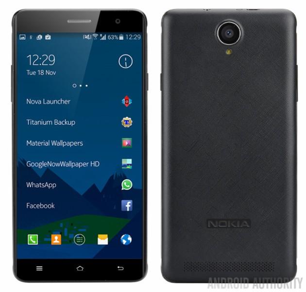 Nokia è tornata: ecco Nokia A1, un nuovo smartphone Android