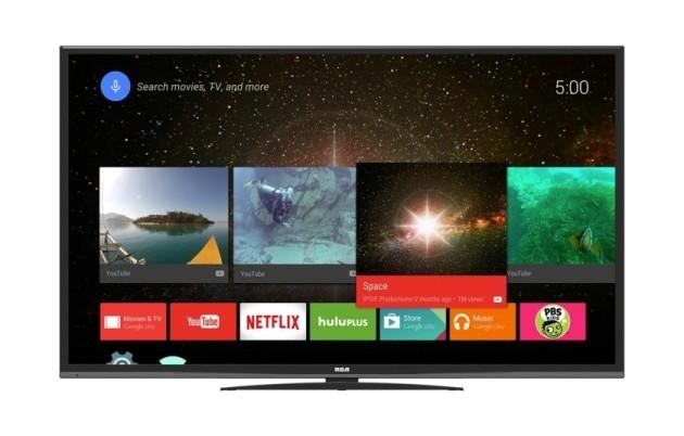RCA, in arrivo una nuova Android TV con risoluzione 4K a partire da 499 $