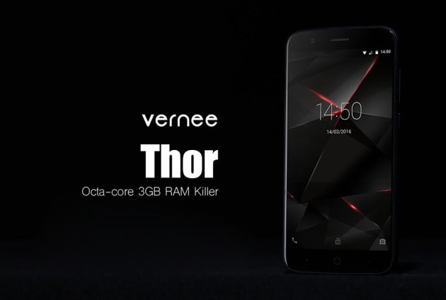 Vernee Thor, video hands-on e custodie protettive ora disponibili