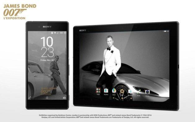 Sony rilascia un nuovo tema dedicato a James Bond