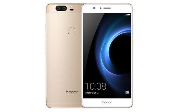 Honor V8 ufficiale: display QHD da 5.7