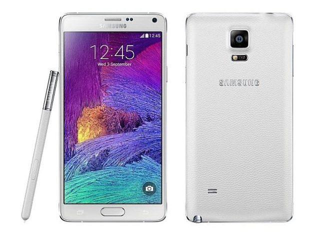 Samsung Galaxy Note 4 no-brand si aggiorna ad Android 6.0.1