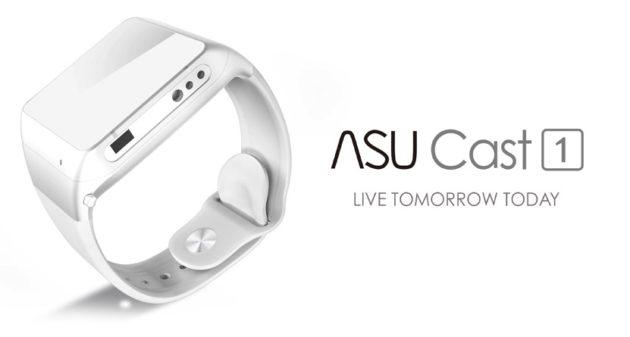 ASU Cast 1: lo smartwatch con proiettore
