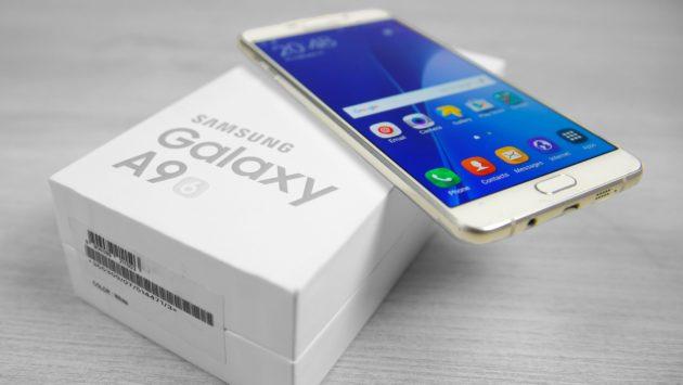 Samsung Galaxy A9 riceve Marshmallow in Cina