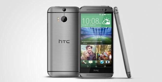 HTC One M8s riceve un nuovo aggiornamento software