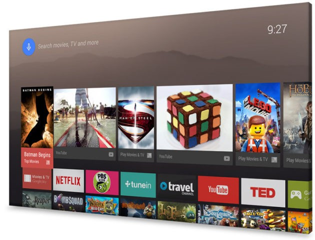Tante novità per Android TV e Google Cast