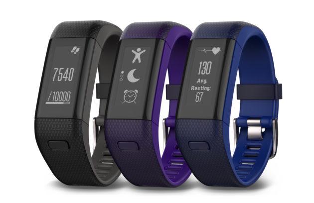 Garmin Vivosmart HR+, nuova smartband con GPS integrato
