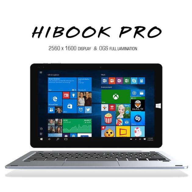 Chuwi HiBook Pro: Annunciato il successore di HiBook