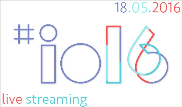 Google I/O 2016: live streaming dalle ore 19 [in VR 360!]