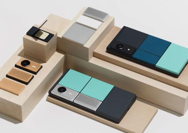 Project Ara: Google ferma i lavori sullo smartphone modulare